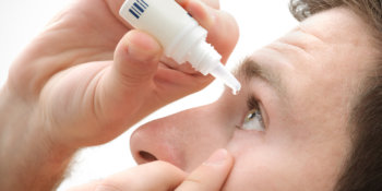 Pre Surgical/Post Surgical Combination Eye Drops